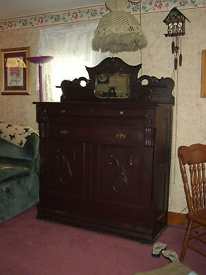 Original Folding Parlor bed  Murphy bed from late 1800's early 1900's