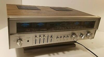 Vintage Studio Standard by Fisher Stereo Receiver Model RS-2004A