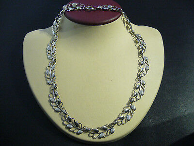 prachtvolles antikes collier 830silber, 42cm.lang