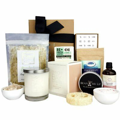 Gift Hamper - The Rejuvenator  - Byron Bay Gifts