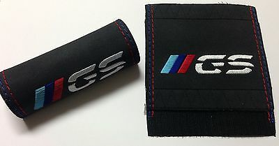 Copri Manopole BMW GS Colorate Ricamate colorazione M