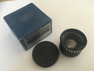 Schneider Comparon 75mm f4.5 enlarging lens