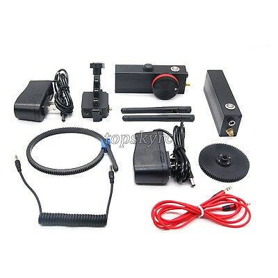 200m 2.4G Wireless Follow Focus Remote Control with limit for SLR Camera
