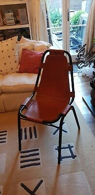 French Designer Vintage Dinning Chairs. Charlotte Perriand?