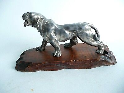 Antique 19th century tiger statue, Chinese marks............ref.979