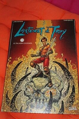 Lanfeust de Troy tome 4 -- Edition Originale 1996 Tarquin Arleston