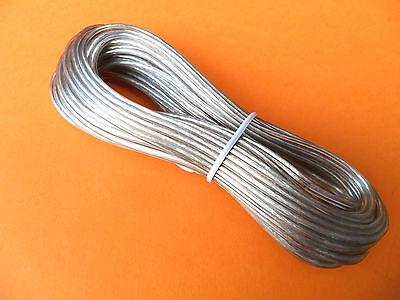 20m SPEAKER CABLE 24 AWG Audio Wire for home speakers & Home systems 24AWG