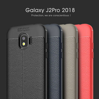 For Samsung Galaxy J2 Pro J3 J5/6 J7 2017 2018 Shockproof Hybrid Soft Case Cover