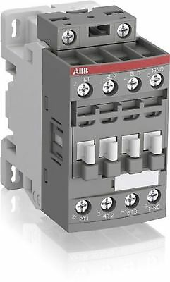 Contactor, number of poles 3NO+1, 5.5kW, 100-250V ABB