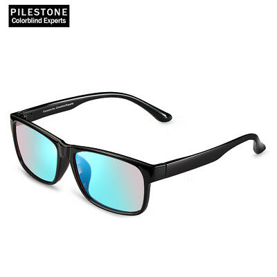 Pilestone Colour Blind Corrective Glasses TP-024 For Red Green Colorblind - NEW!