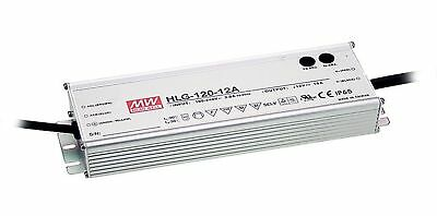 120W high efficiency LED power supply 24V 5A with PFC