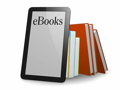 4500+ Kindle E-Books Mixed Authors and Genres Bargain Price On DVD