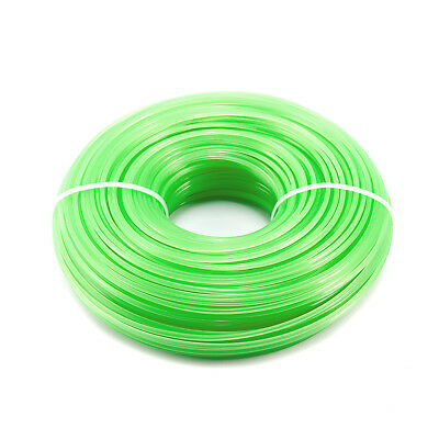 2.4mm HEAVY DUTY  REPLACEMENT STRIMMER LINE NYLON STRIMMING CORD WIRE 100M