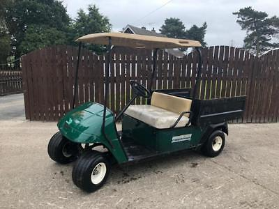 Ezgo Workhorse 1300 Petrol Utility Vehical