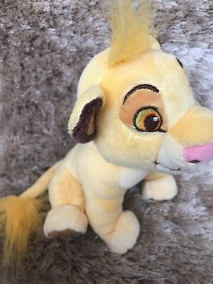 Disney The Lion King Plush Soft Toy Simba Collectors Kids Disney Store Sitting