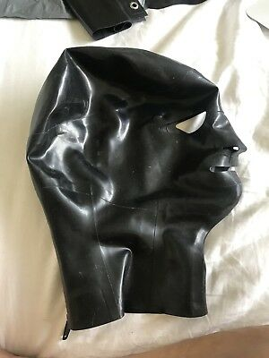 Libidex Latex Hood Unisex S