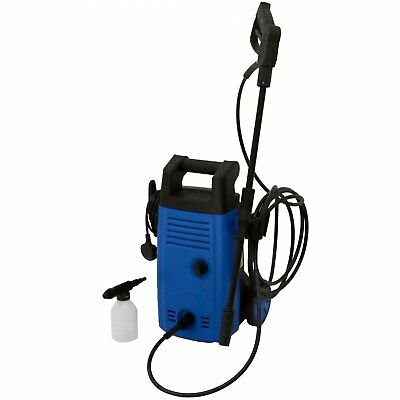 NEW! 1400W 105Bar High Pressure Jet Washer Cleaner and Accessories
