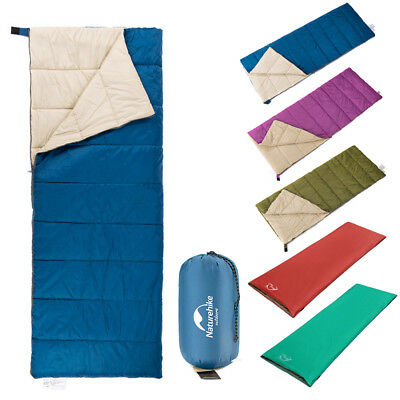 Ultra-Light Outdoor Sleeping Bag Envelope Blanket For Camping Hiking Backpacking
