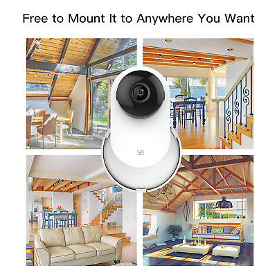 2PCS / 4PCS For Yi/Mi Home Camera Security 360 Degree Rotation Wall Mount Pack