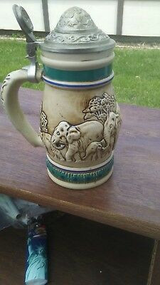 endangered species The Asian Elephant Stein