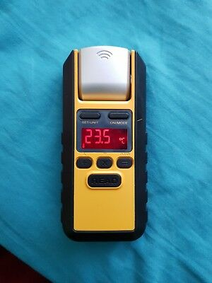Ultrasonic LCD Sonic Distance Tape Measure Meter Pointer Measure