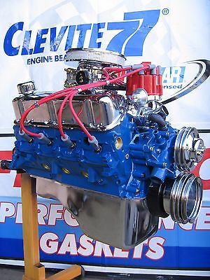 ford 406 crate engine