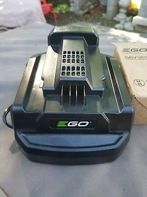 New Ego CH2100 Lithium Ion  56 Volt  Battery Charger Free Shipping