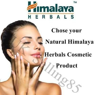 Choose Your HIMALAYA Herbals COSMETIC Product - Cream, Lip balm, Face Mask, Hair