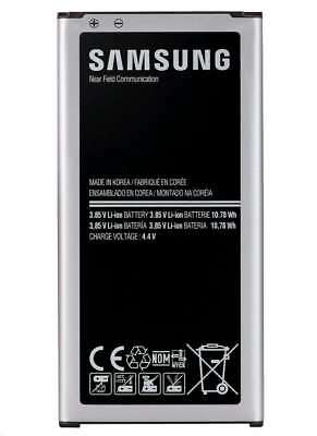 New OEM Galaxy Samsung S5 Battery EB-BG900BBU 2800 mAh Genuine Original for G900