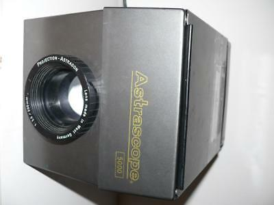 Astrascope 5000 Opaque Print Photo Picture Projector Used Luminos Photo Corp