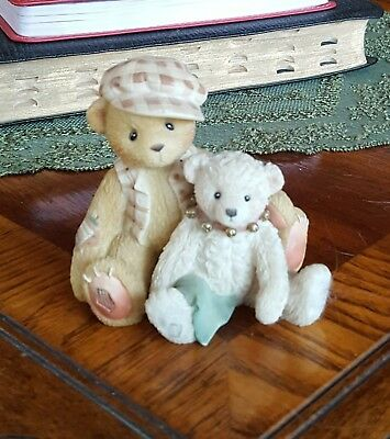 Cherished Teddies - Bailey and Friend - 1997 - The Only Thing More Contagious