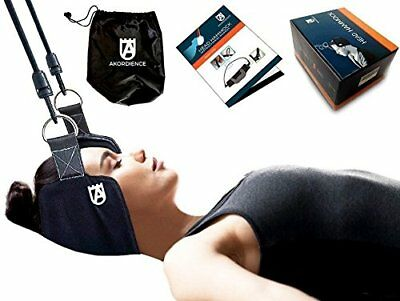 Akordience Head Hammock - Portable Cervical Traction Device