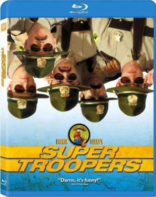 Super Troopers (Dual Format Edition  BLU-RAY NUEVO