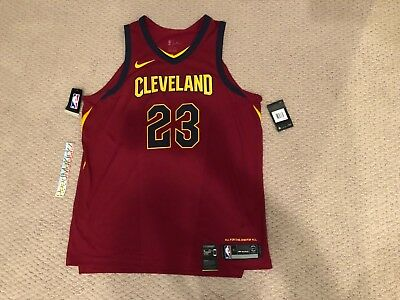 Nike Lebron James Icon Edition Authentic Jersey Cavs RETAIL  200 863018 677 b3223be25