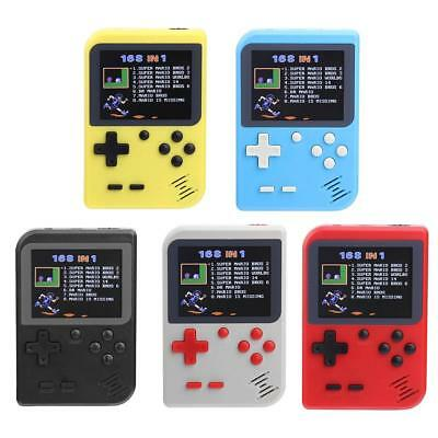 2.8in Retro Handheld Mini Game Player 8-Bit FC Game Console with 168 Games