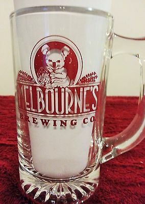 Melbourne's Brewing Company 12 oz Beer Mug Micro Brewery