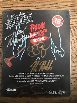 Friday the 13th: The Game Machete Steelbook Edition PS4 PlayStation 4