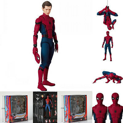 "6"" Spider-Man Homecoming Action Figure Mafex Medicom Toy"