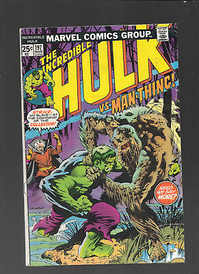 The Hulk #197 Mar 1976 No cut's, tears, markings or missing pages. Take a LOOK