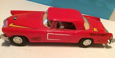 PROMO Car AMT 1956 Lincoln Mark II.1/25 scale.  Made in Birminham Mich. Friction