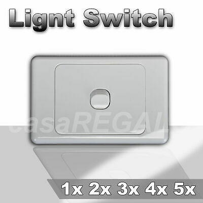 10A Amp 250V Double Power Point Wall Socket outlet GPO light switch Plate USB