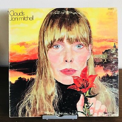 Clouds by Joni Mitchell 1969 Vinyl Reprise Records 1st Press Misprint