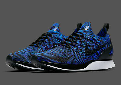 bcc82a5d6b79 NIKE MARIAH FLYKNIT Racer sz 10 918264 007 trainer running shoes ...