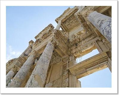 Ephesus, Turkey Art Print Home Decor Wall Art Poster - G