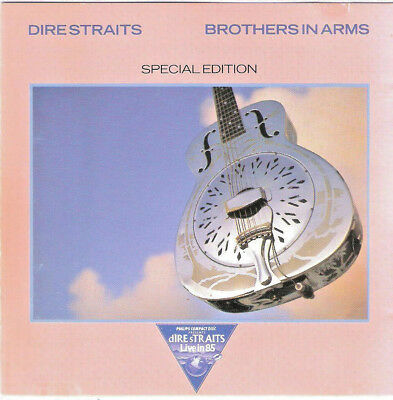 DIRE STRAITS Brothers In Arms Special Edition 884285-2  1985  erste CD-Single !!