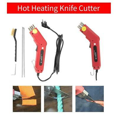 250W HOT KNIFE ROPE CUTTER FOR CUTTING Foam ROPE AND WEBBING