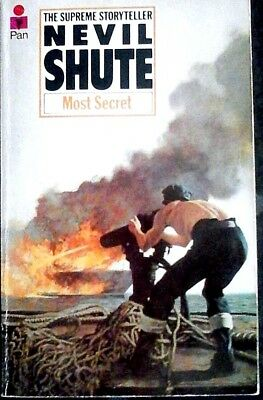 Most Secret by Nevil Shute (Paperback, 1964)