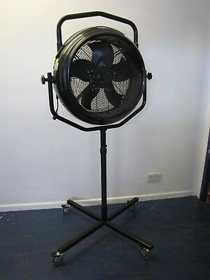 Air Jammer 500mm cool air pedestal fan