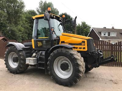 Jcb 2135 4Ws Fastrac With Front Linkage And Pto 50K ( Year 2003 )
