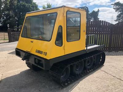 Garon 11D All Terrain Utility Vehical On Bogg Tracks